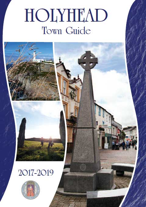 holyhead town guide cover